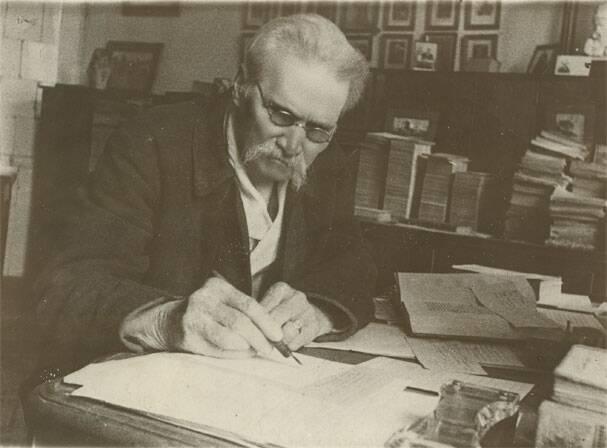 Дмитрий Яворницкий